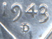 1943 *STEEL CENT* Roll
